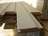 Вагонка деревянная толщина 18мм европаз