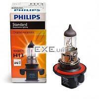 Лампа галогенная Philips H13, 1шт/ картон (9008C1)