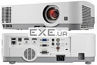Проектор NEC ME361W (3LCD, WXGA, 3600 ANSI Lm) (60004225)