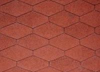 IKO MONARCH DIAMANT Tile Red - высококлассная битумная черепица премиум класса .