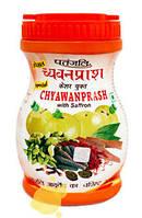"Чаванпраш с шафраном ""Патанджали"", 0,5кг (Chyawanprash Patanjali)"