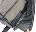 aaad13d43873 ... Мужская сумка-барсктка для города Wallaby 2437 черный, фото 10