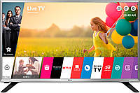 Телевизор LG 32LJ600u (PMI 900Гц,HD, Smart TV, Wi-Fi, Virtual Surround Plus2.0 10Вт)
