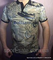 Футболка John Galliano  (JG-103f)
