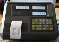 Весовой индикатор А23р с функциями расчета цены и печатью чека