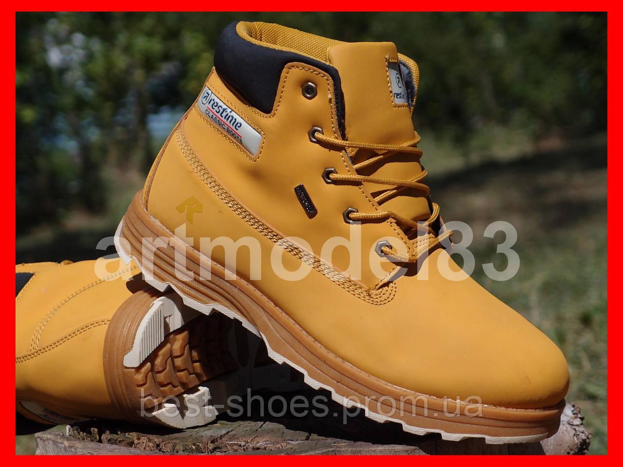 Кроссовки зимние мужские ботинки сапоги restime yellow boots waterproof  41-44 - ARTMODEL в Запорожье ea952550cbd