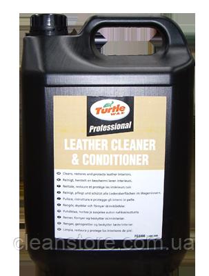 "Очиститель и кондиционер кожи - ""Leather cleaner and conditioner""- 5 л., фото 2"