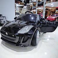 Детский электромобиль JAGUAR DMD 218 черный