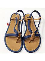 Сандалии женские Grendha Navy sandal Fem Blue
