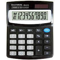 Калькулятор бухгалтерский 10р Daymon 310  123 x 100