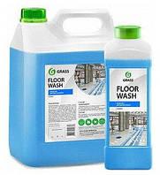 """Нейтральное средство для мытья пола Grass """"Floor wash"""", 5,1 кг."""