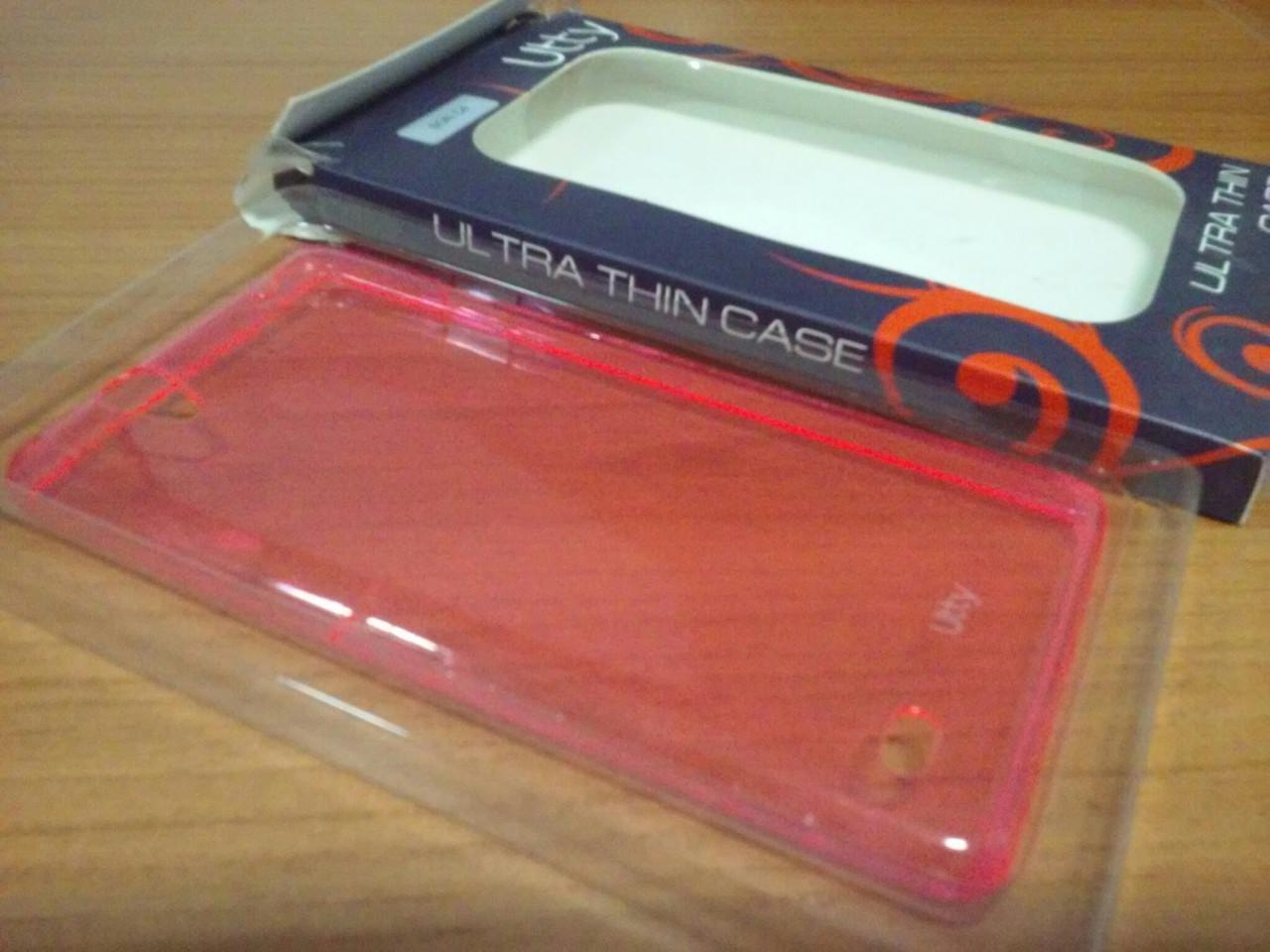 Чехол накладка Sony Xperia C4 E5333 бампер панель на заднюю крышку