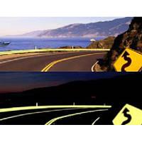 Краска светящаяся AcmeLight Road для дорожной разметки белая