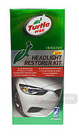 Восстановитель фар Turtle Wax® Headlight Restorer Kit, FG7606