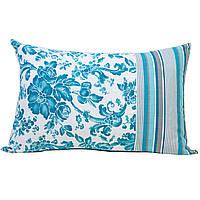 Декоративная подушка Прованс 40х60 Allure blue