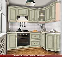 """Кухня """"PRESTIGE"""" угловая 2,25*1,3м"""
