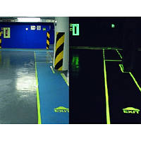 Краска светящаяся AcmeLight FES для систем эвакуации