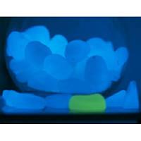 Светящиеся пластиковые камни AcmeLight PVC бирюзовые