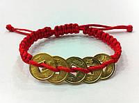 Красная нить - Монета золотая