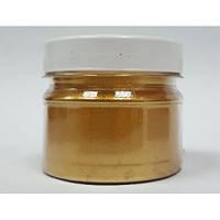 Перламутр красное золото Tricolor PGR/10-60 мк