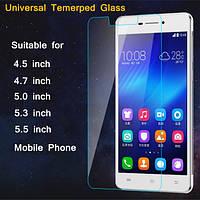 Защитное стекло Ultra 0.33mm (H+) Universal 5,0''