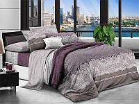 Полуторный набор постельного белья из Ранфорса №301 Черешенка™