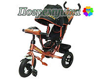 Велосипед трехколесный Azimut Lambotrike-Fara BC-17 B Air -Коричневый
