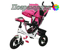 Велосипед трехколесный Azimut Lambotrike-Fara BC-17 B Air -Розовый