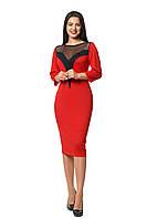 Женское платье Даниела А2  новинка, повседневное, красивое  размеров  44, 46, 48, 50, 52, 54, 56