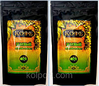 Зеленый кофе молотый с имбирем ! 250 г