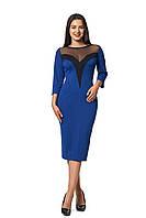 Женское платье Даниела А3  новинка, повседневное, красивое  размеров  44, 46, 48, 50, 52, 54, 56