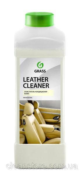 """Очиститель-кондиционер кожи Grass """"Leather Cleaner"""", 1л."""