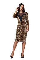 Женское платье Даниела А4  новинка, повседневное, красивое  размеров  44, 46, 48, 50, 52, 54, 56