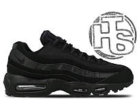 Женские кроссовки Nike Air Max 95 Triple Black 609048-092