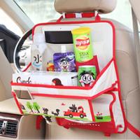 Столик - органайзер в автомобиль детский