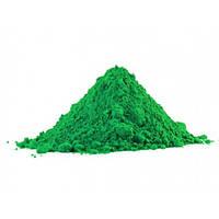 Краска Холи зеленая