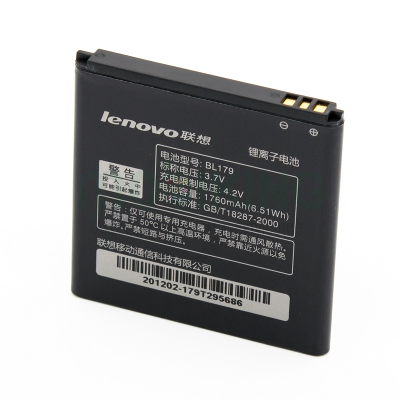 Оригинальная батарея Lenovo A520 (BL-179/BL-194) для мобильного телефона, аккумулятор для смартфона.