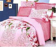 Комплект постельного белья сатин Wonderline Семейный