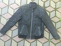 Курточка кожаная пилот 2XL XL куртка