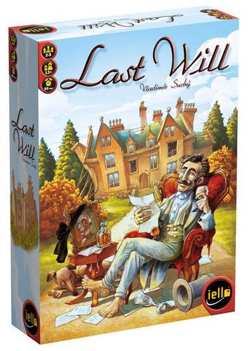 Настольная игра Last Will (Последняя воля, Завещание)