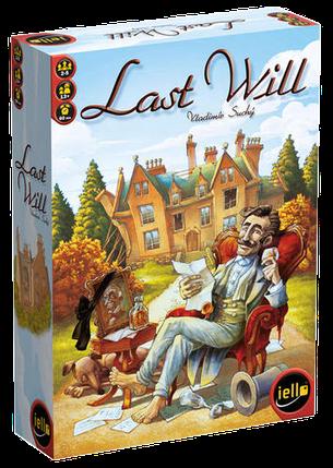 Настольная игра Last Will (Последняя воля, Завещание), фото 2
