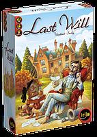 Настольная игра Last Will (Последняя воля)