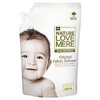 Органический кондиционер для детской одежды NatureLoveMere (NLM), 1300мл. мягкая упаковка