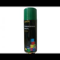 Аэрозоль универсальный Lider зеленый (RAL 6029)