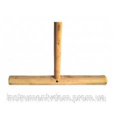 Швабра деревянная круглая (40 см)