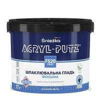 Шпаклевка Акрил-путц 1,5 кг (финиш)