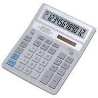 Калькулятор бухгалтерский 12р Citizen  888 белый  203 x 158 x 31