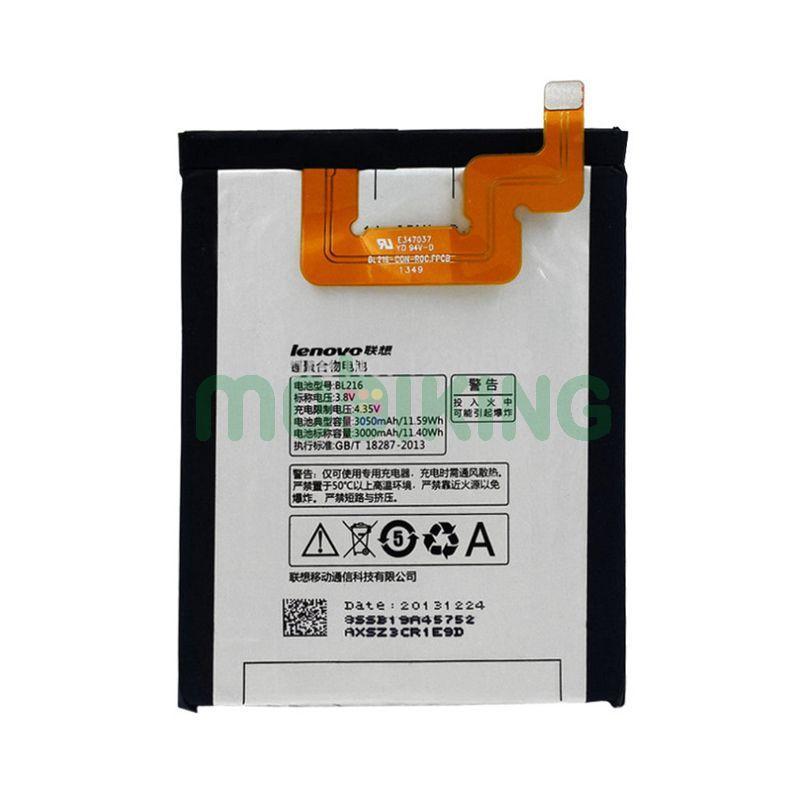 Оригинальная батарея Lenovo K910 (BL-216) для мобильного телефона, аккумулятор для смартфона.