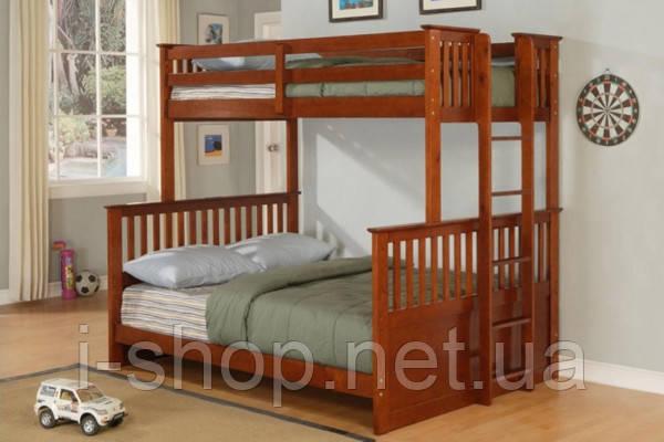 Двухъярусная кровать Кузя - 1