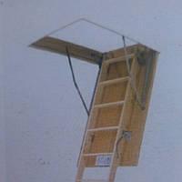 Лестница на чердак Fakro LWS.